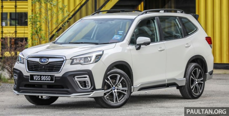 2018 - [Subaru] Forester - Page 2 Ed966210