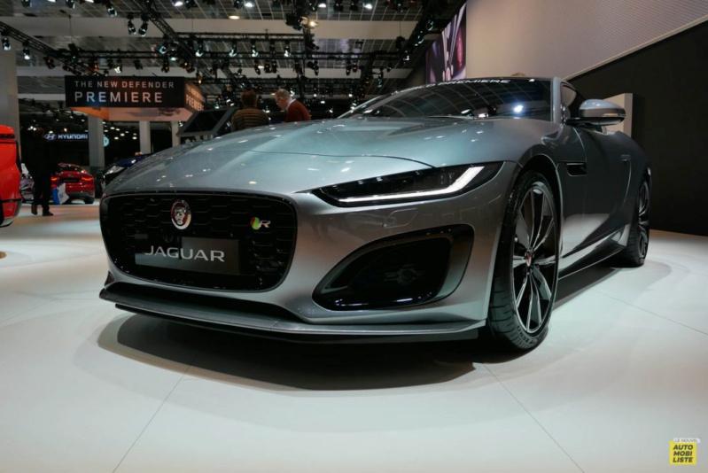 2021 - [Jaguar] F-Type restylée - Page 4 Eda4d910