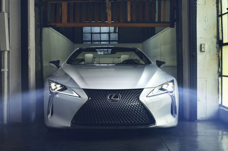 2016 - [Lexus] LC 500 - Page 5 Edb09d10