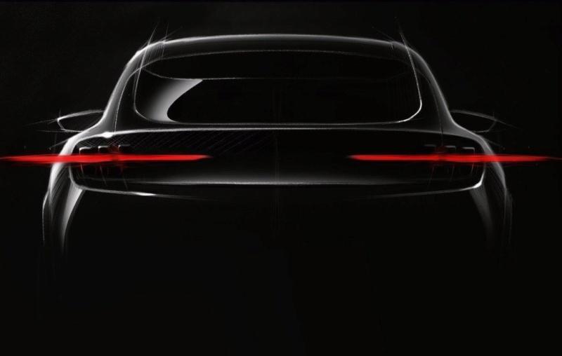 2020 - [Ford] Mustang Mach-E Edc1ea10