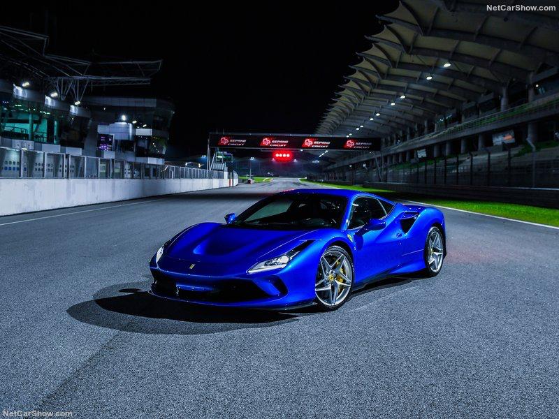 2019 - [Ferrari] F8 Tributo - Page 2 Edcf3f10