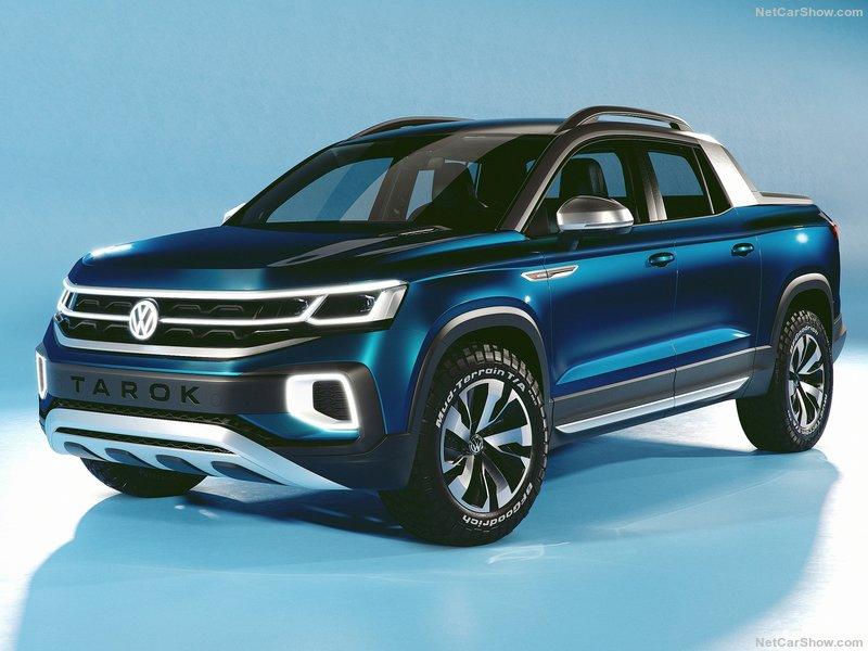 2020 - [Volkswagen] Tarok / MQB Pick-Up  Edfe2c10
