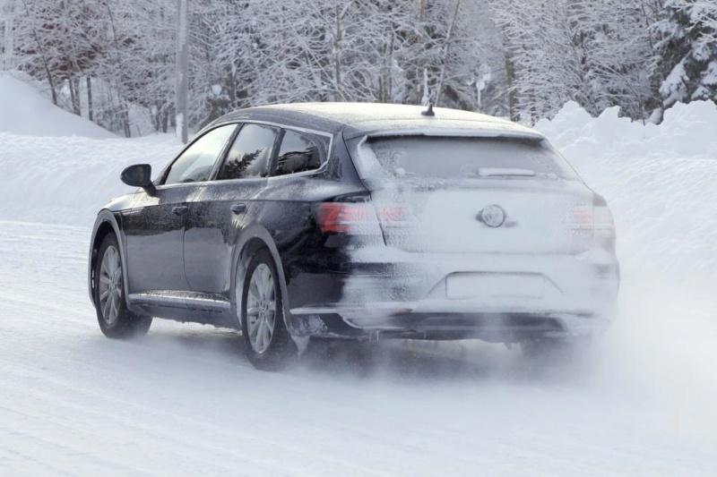 2019 - [Volkswagen] Arteon Shooting Brake - Page 2 Ee12c610