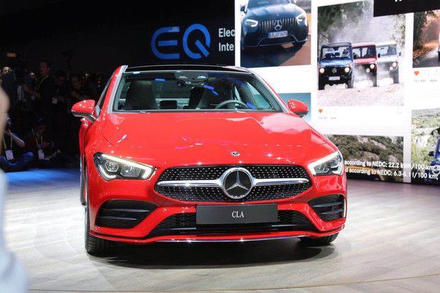 2019 - [Mercedes-Benz] CLA II - Page 5 Ee30d610