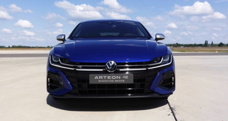 2019 - [Volkswagen] Arteon Shooting Brake - Page 4 Ee32e710