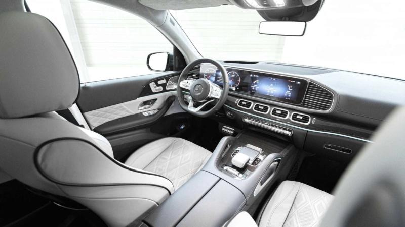 2019 - [Mercedes] GLS II - Page 7 Ee3db810