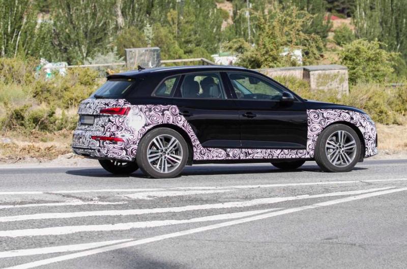 2020 - [Audi] Q5 II restylé Ee452110