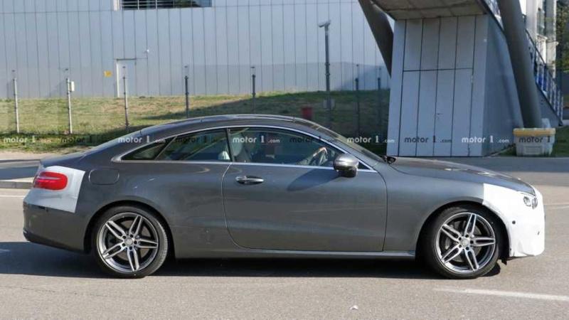 2020 - [Mercedes-Benz] Classe E restylée  - Page 2 Ee4a5d10