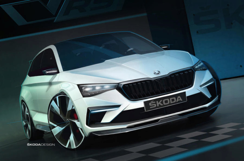 2018 - [Skoda] Vision RS Ee5df610