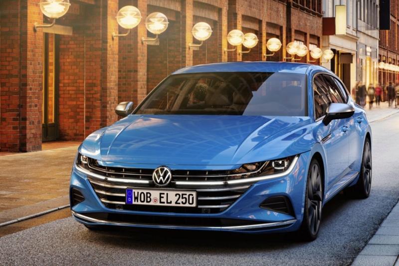 2019 - [Volkswagen] Arteon Shooting Brake - Page 4 Ee7f0c10