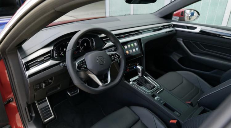 2019 - [Volkswagen] Arteon Shooting Brake - Page 4 Ee881f10
