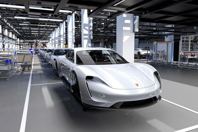 2019 - [Porsche] Taycan [J1] - Page 3 Eea9c610