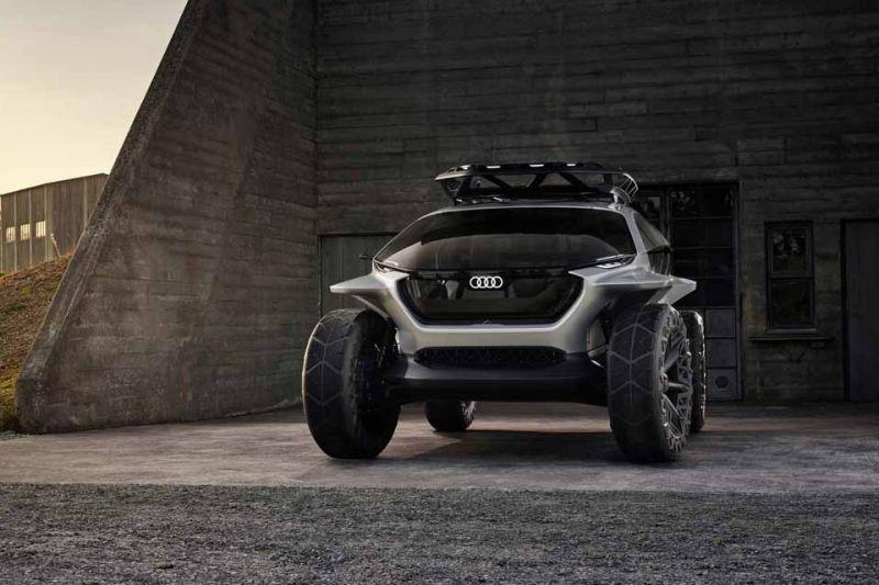 2019 - [Audi] AI:me E-Tron / AI:Trail Quattro - Page 2 Eec77810