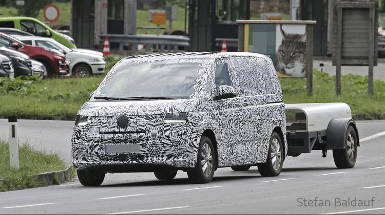 2021 - [Volkswagen] Transporter [T7] Eecdfd10