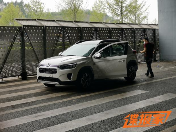 2014 - [Citroën] C3-XR (Chine) - Page 17 Eee87910