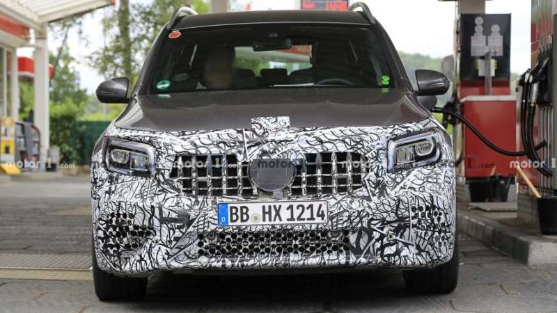 2018 - [Mercedes-Benz] GLB - Page 7 Ef11cc10