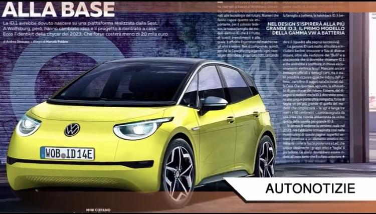 2022 - [Volkswagen] ID.1 Ef122210