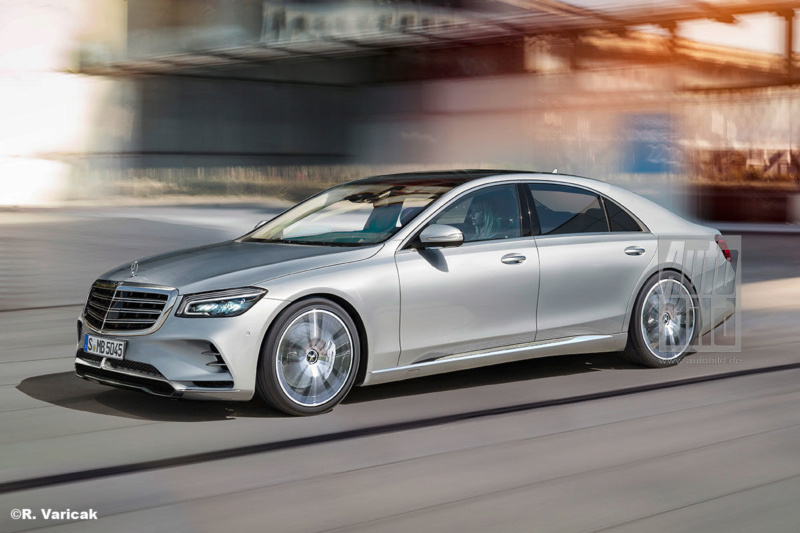 2020 - [Mercedes-Benz] Classe S - Page 3 Ef127d10