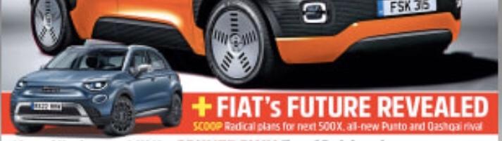 2022 - [Fiat] 500X II Ef32f210