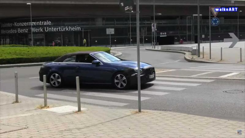 2020 - [Mercedes-Benz] Classe E restylée  - Page 6 Ef848f10