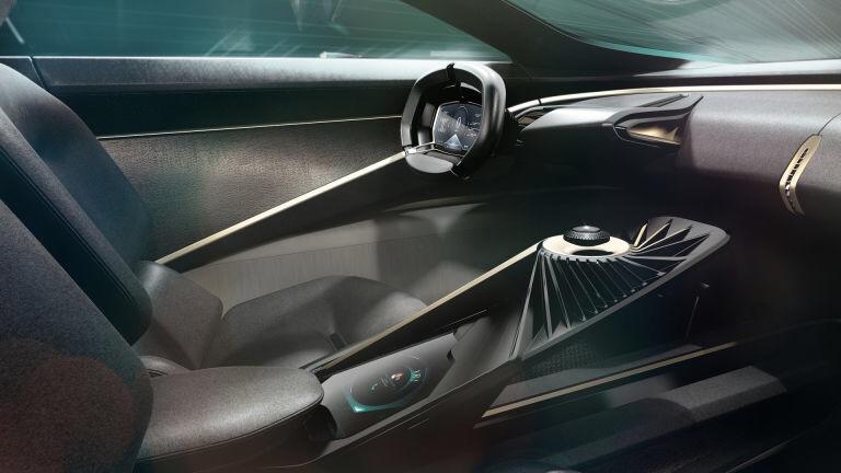 2018 - [Aston Martin] Lagonda Vision Concept  - Page 2 Efc15710