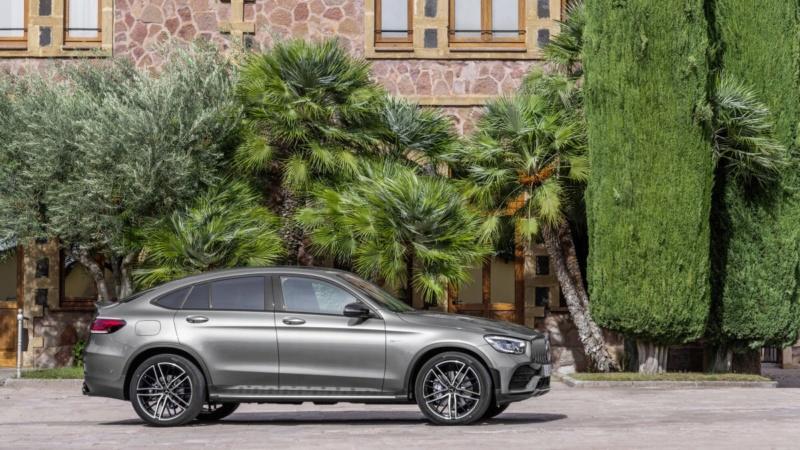 2018 - [Mercedes-Benz] GLC/GLC Coupé restylés - Page 4 Efc5b710