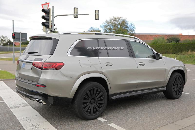 2018 - [Mercedes] GLS II - Page 5 F0034e10