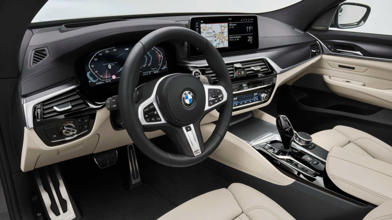 2017 - [BMW] Série 6 GT (G32) - Page 8 F01b5610