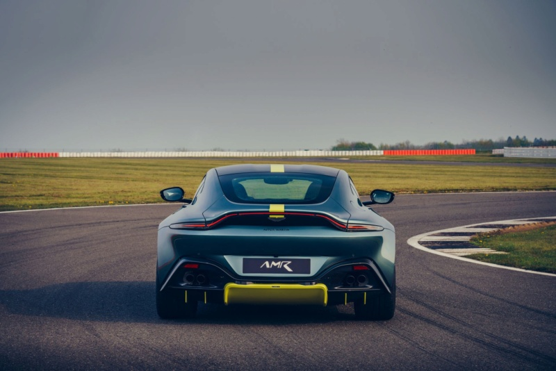 2017 - [Aston Martin] Vantage - Page 3 F038da10