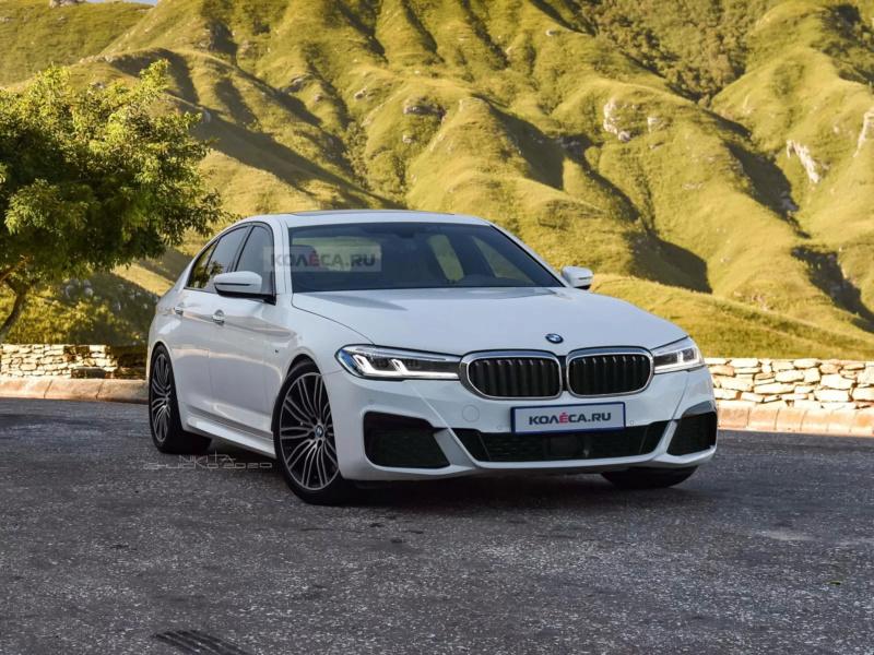 2020 - [BMW] Série 5 restylée [G30] - Page 4 F039d910