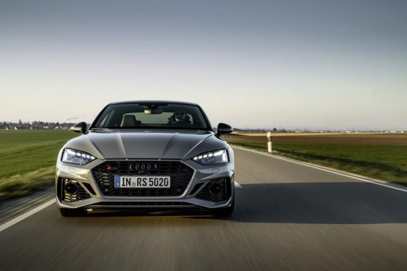 2020 - [Audi] A5 Coupé/Cab/SB restylée F0475d10