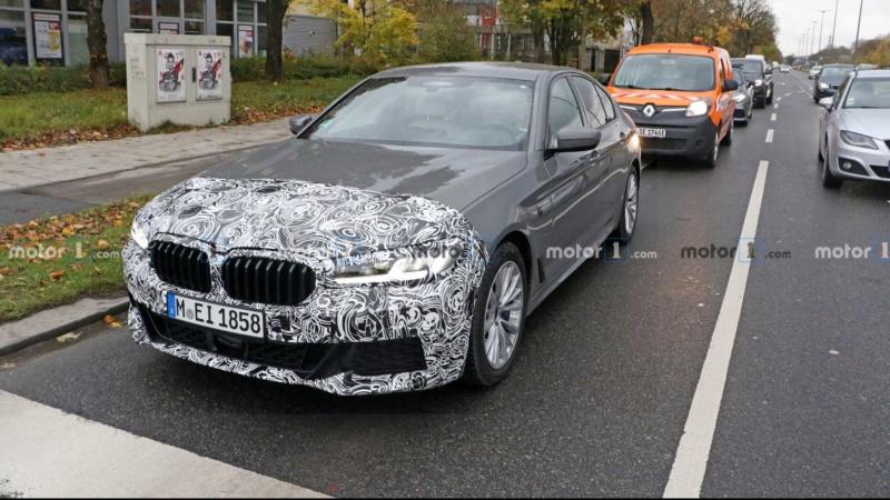 2020 - [BMW] Série 5 restylée [G30] - Page 3 F0656810