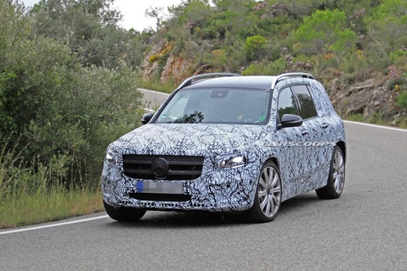 2018 - [Mercedes-Benz] GLB - Page 5 F07c0d10