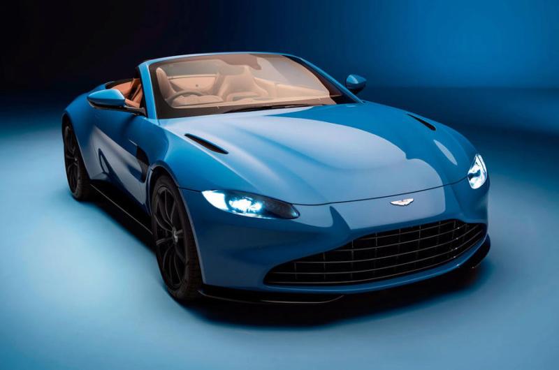 2017 - [Aston Martin] Vantage - Page 4 F07d4d10