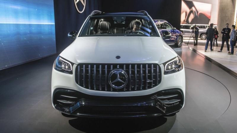 2019 - [Mercedes] GLS II - Page 7 F0807310