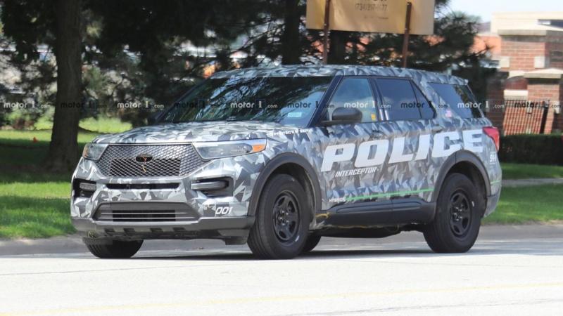 2019 - [Ford] Explorer F0c2b210