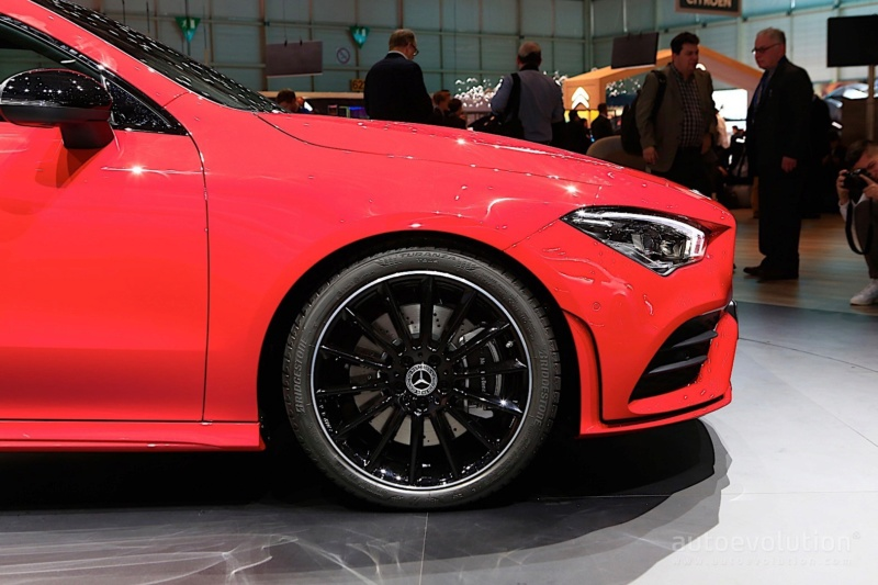 2019 - [Mercedes-Benz] CLA Shooting Brake II F0e58610