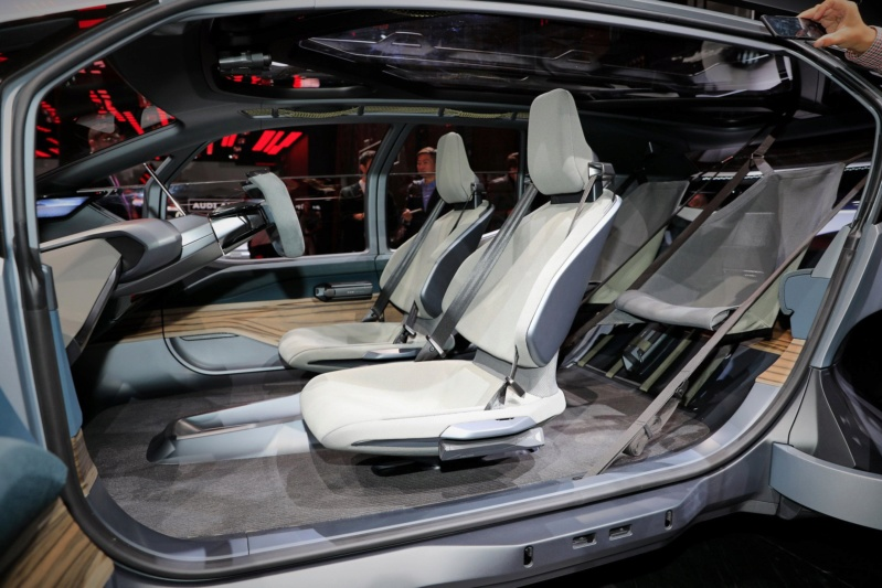 2019 - [Audi] AI:me E-Tron / AI:Trail Quattro - Page 2 F0f5b610