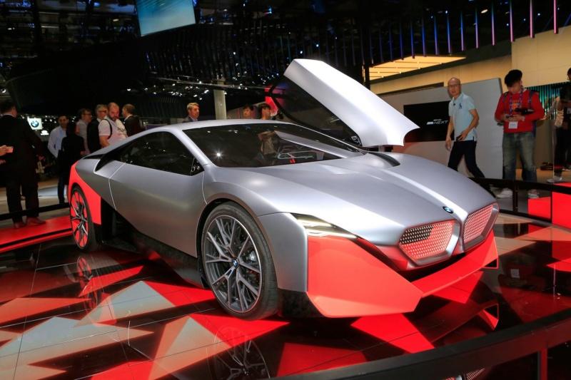 2019 - [BMW] Vision M Next Concept  - Page 2 F115