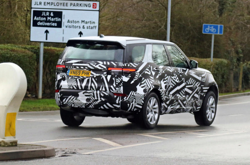 2016 - [Land Rover] Discovery V - Page 7 F18f8a10