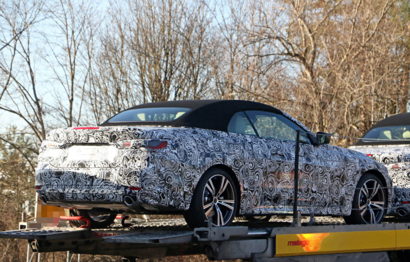 2020 - [BMW] Série 4 Coupé/Cabriolet G23-G22 - Page 5 F1ec6410