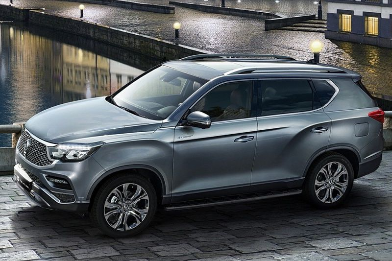 2017 - [SsangYong] G4 Rexton - Page 3 F1f8c110