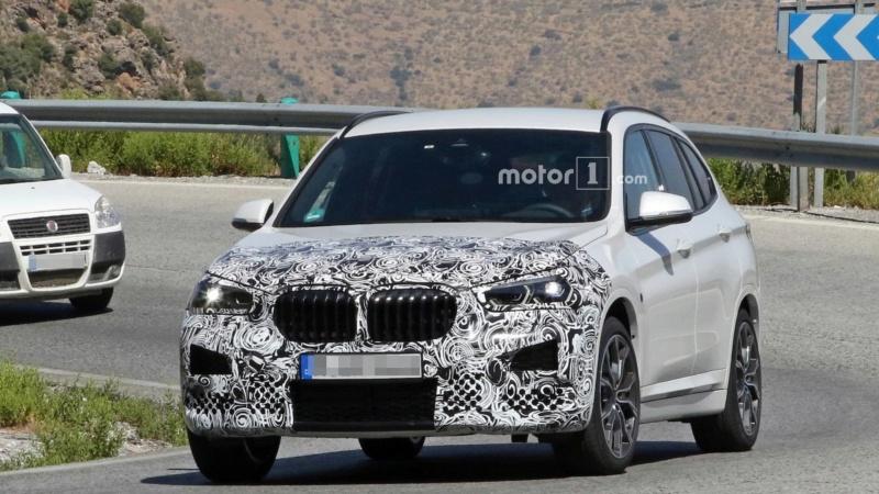 2019 - [BMW] X1 restylé [F48 LCI] F2063210