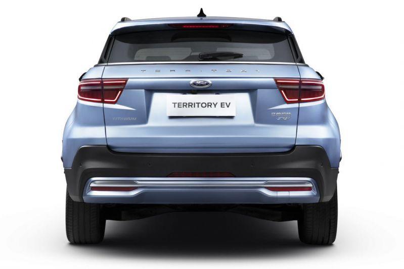 2018 - [Ford] Territory F212