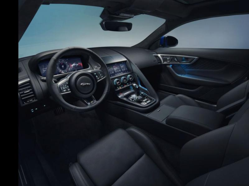 2021 - [Jaguar] F-Type restylée - Page 3 F2358510