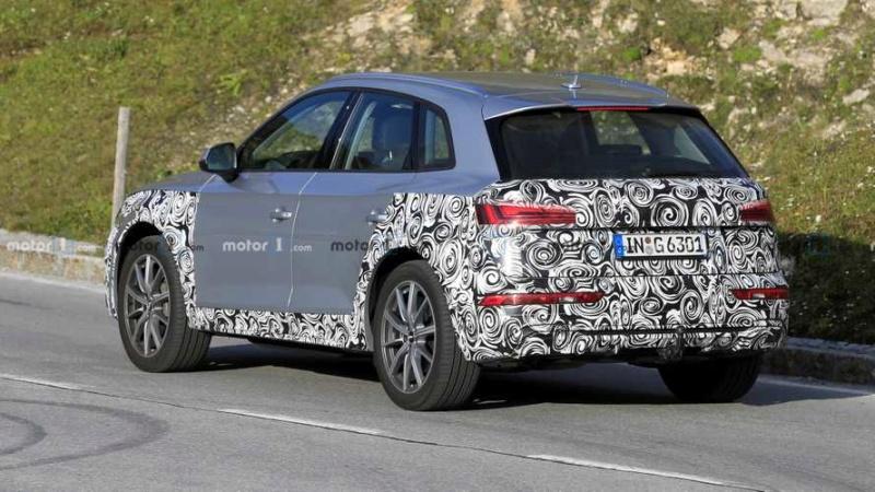 2020 - [Audi] Q5 II restylé F24b7010