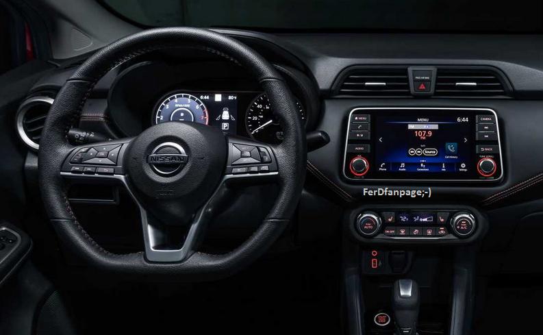 2020 - [Nissan] Versa F2518310