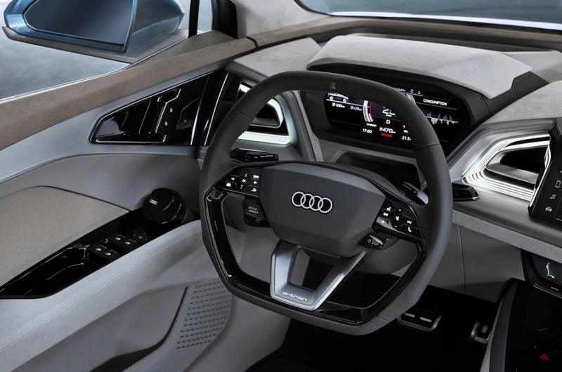 2019 - [Audi] Q4 e-Tron Concept - Page 2 F2769b10