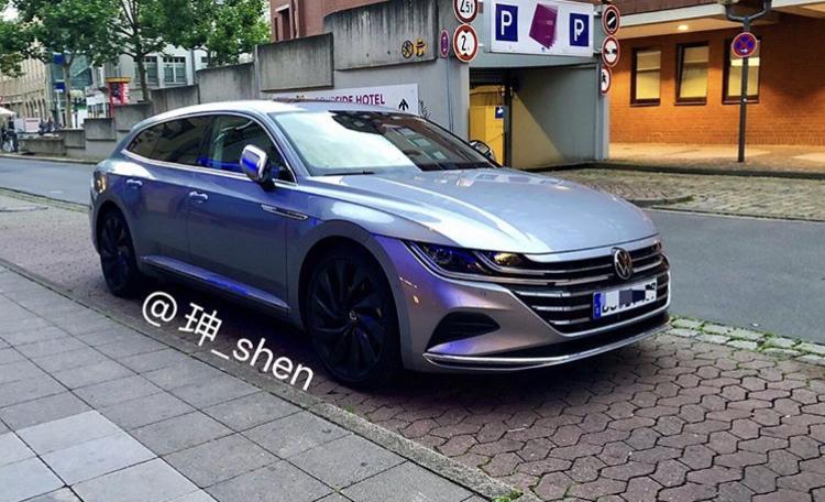 2019 - [Volkswagen] Arteon Shooting Brake - Page 5 F2977010