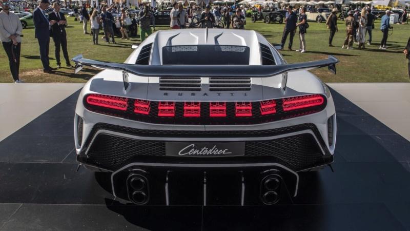 2019 - [Bugatti] Centodieci F2d40d10